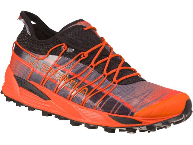 La Sportiva Mutant - Zapatillas running Hombre - naranja/negro